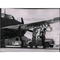 Press Photo Torpedo bomber - spx06192