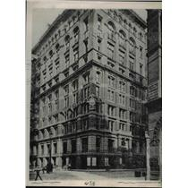 1900 Press Photo Associated Press Building at 195 Broadway New York City