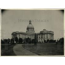 1925 Press Photo Provincial Parliament Buildings Edmonton Province of Alberta