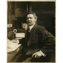 1914 Press Photo Alexander Weathermann - ney03575