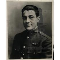 1926 Press Photo Lieutenant GW Goddard in his uniform - nem32472