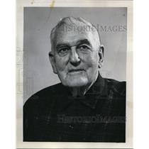 1963 Press Photo Former Los Angeles Angels Pitcher Walter Nagle - ora64574