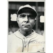 1931 Press Photo Bing Miller right fielder of Philadelphia Athletics