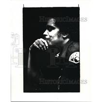 1973 Press Photo Frederick Hill Patrolman - cva17867