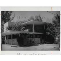Press Photo Small villa in Cuba for rent costs thirty dollars per night