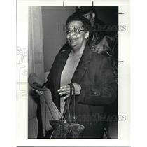 1988 Press Photo Martha L Smith School Board Member. - cva24007
