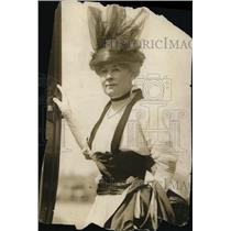 1914 Press Photo Mrs. Leonard C Hanna - cva21074