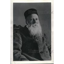 1939 Press Photo Henri Dunant Red Cross founder - cva11639