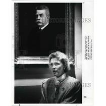 1988 Press Photo Mary Ann Jorgenson, partner, Squire, Sanders - cva24956
