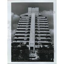 1984 Press Photo Coconut Grove Grand Bay Hotel in Florida - cva21995