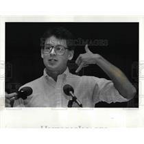 1988 Press Photo Cleve Jones - cva24666