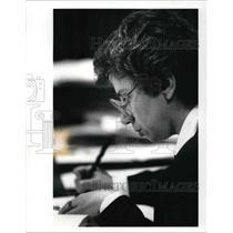 1988 Press Photo Mary Jenks, defendent in RTA Trial - cva23383