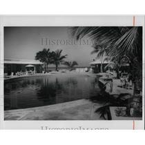 Press Photo Varaden International Hotel pool Cuba - cva23098