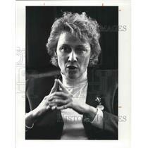 1988 Press Photo Mary Ann Jorgenson, Squires, Dempsey, Saunders - cva24957