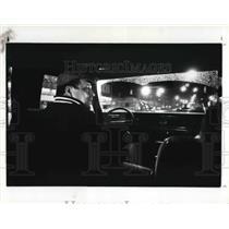 1988 Press Photo Marty Lentz Cleveland Hts. Chief of Police - cva26391