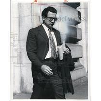 1972 Press Photo Atty. Elmer A. Guiliani - cva15193