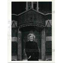 1991 Press Photo New Life community executive director, Christine Lang