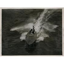 1926 Press Photo German boat Sigrid IV in Duke of York Gold trophy race
