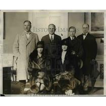1927 Press Photo Daphne Harmsworth Mrs Cecil Harmsworth  - nee92598