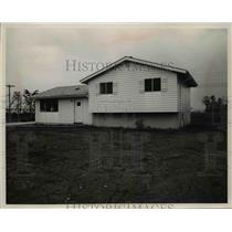 1961 Press Photo Brook Park Housing - nee89373