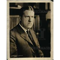 1923 Press Photo Dr Stephen S Wise of Free Synagogue in Carnegie Hall NYC