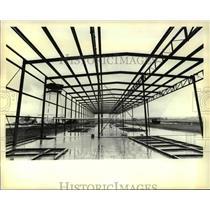 1979 Press Photo Airport Hanger Condominiums - orb14633