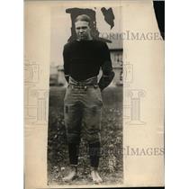 1923 Press Photo Frank J Henderson captain of Cornell football team - net02132
