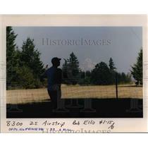 2000 Press Photo Airport, Oregon Redland - ora98894