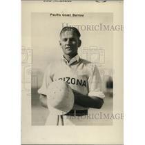 1926 Press Photo Ralph Austin of Arizona University polo team - net02347