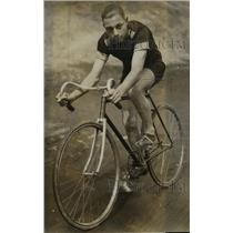 1927 Press Photo Bobbie Thomas is Wisconsin junior biking champion - net05010