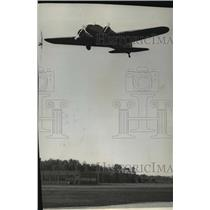 1936 Press Photo Air service to Detroit in 140 minutes - mja04279