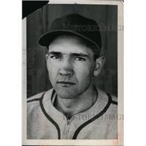 1941 Press Photo St. Louis Cardinals spring training invitee Herman C. Triplett