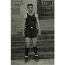 1928 Press Photo College basketball guard O'Sullivan - net02380