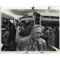 1975 Press Photo Former Paratroop Colonel, Henry Lambert - ora55234