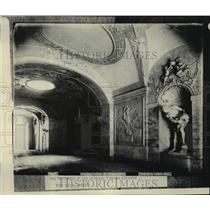 1926 Press Photo The Vestibule of the Australian Fiannce Ministry in Vienna