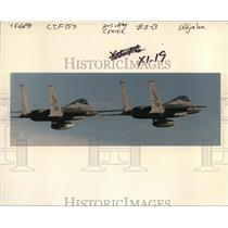 1998 Press Photo F-15 Eagle - ora99969