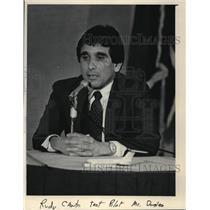 1986 Press Photo Capt Rudy Canto, A senior pilot for McDonnell Douglas