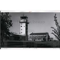 1965 Press Photo Grant Co. Airport - spa21771