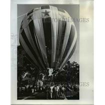 1970 Press Photo Oregon State Fair opened in Salem - orb20700