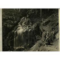 1926 Press Photo Cascade Falls - orb06104