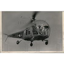 1949 Press Photo Aviation Helicopter - spa22938