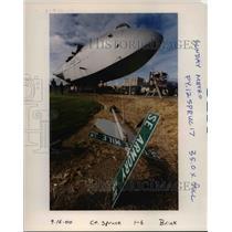 2000 Press Photo Spruce Goose Airplane - ora98353