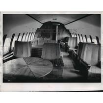 1977 Press Photo The Fokker F28, developed by the Dutch - mja04187