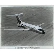 1967 Press Photo Ozark Air Line's Douglas DC-9 Jet - mja01514
