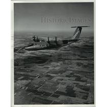 1978 Press Photo Dash 7s added to Air Wisconsin fleet - mja02045