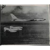 1968 Press Photo Soviet TU16 Badger, Type of Russian Plane - ora96554