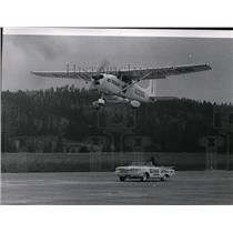 1959 Press Photo Felts Field Airport - spa21873