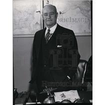 1955 Press Photo Donald W. Nyrop - spa23398