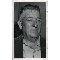 1961 Press Photo Aviation pioneers executive secretary Harold G Jones