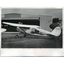 1973 Press Photo Air Education Museum of the Experimental Aircraft Association